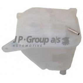 JP GROUP Ausgleichsbehälter, Kühlmittel 1114701700 für AUDI 80 (8C, B4) 2.8 quattro ab Baujahr 09.1991, 174 PS