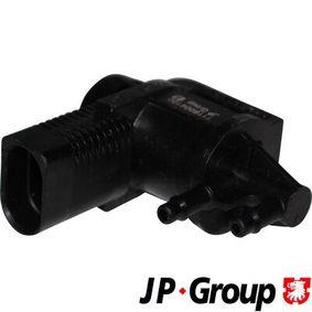 Druckwandler, Abgassteuerung elektrisch, Magnetventil mit OEM-Nummer 1J0 906 283C