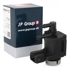 Ladedruckregelventil VW PASSAT Variant (3B6) 1.9 TDI 130 PS ab 11.2000 JP GROUP Ladedruckregelventil (1116005000) für