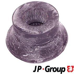 JP GROUP Lagerung, Motor 1117905300 für AUDI A6 (4B2, C5) 2.4 ab Baujahr 07.1998, 136 PS