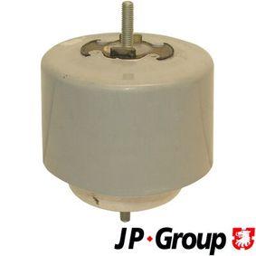 JP GROUP Lagerung, Motor 1117911080 für AUDI A4 Avant (8E5, B6) 3.0 quattro ab Baujahr 09.2001, 220 PS