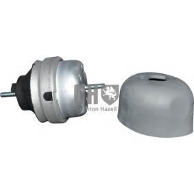 Motorlager VW PASSAT Variant (3B6) 1.9 TDI 130 PS ab 11.2000 JP GROUP Lagerung, Motor (1117912289) für