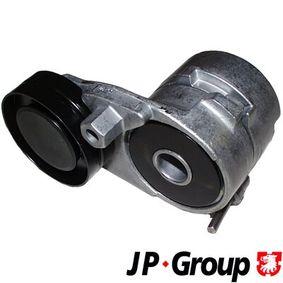 JP GROUP Riemenspanner, Keilrippenriemen 1118202000 für AUDI A6 (4B2, C5) 2.4 ab Baujahr 07.1998, 136 PS