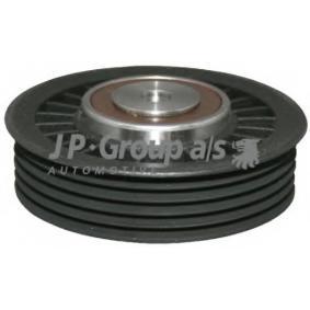 JP GROUP  1118301600 Spannrolle, Keilrippenriemen Breite: 21,5mm