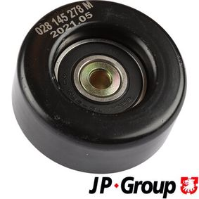 JP GROUP  1118304000 Spannrolle, Keilrippenriemen Breite: 27mm