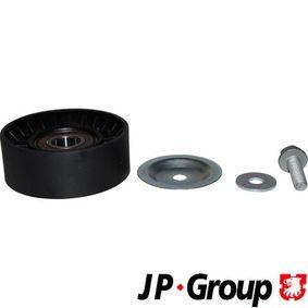 JP GROUP  1118305700 Spannrolle, Keilrippenriemen Breite: 28mm