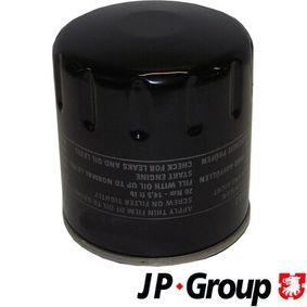 Ölfilter Ø: 76mm, Innendurchmesser 2: 62mm, Innendurchmesser 2: 71mm, Höhe: 93mm mit OEM-Nummer 047 115 561 C
