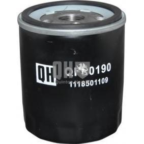Ölfilter Ø: 76mm, Innendurchmesser 2: 62mm, Innendurchmesser 2: 71mm, Höhe: 93mm mit OEM-Nummer 047 115 561 B