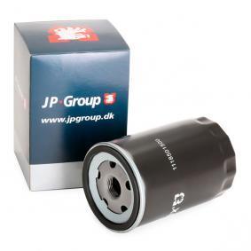 Ölfilter für VW GOLF IV (1J1) 1.6 100 PS ab Baujahr 08.1997 JP GROUP Ölfilter (1118501500) für