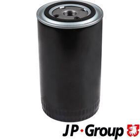 T4 Transporter 2.5TDI Ölfilter JP GROUP 1118502300 (2.5TDI Diesel 2003 AUF)