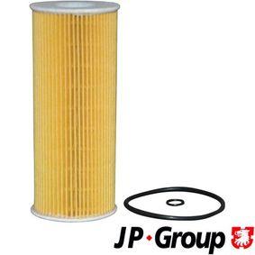 Vergaser und Einzelteile VW PASSAT Variant (3B6) 1.9 TDI 130 PS ab 11.2000 JP GROUP Ölfilter (1118502400) für