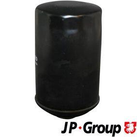 Ölfilter Ø: 76mm, Innendurchmesser 2: 62mm, Innendurchmesser 2: 71mm, Höhe: 123mm mit OEM-Nummer 06J 115 561 B