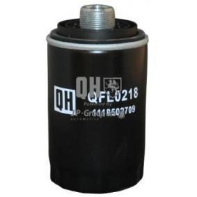 Ölfilter Ø: 76mm, Innendurchmesser 2: 62mm, Innendurchmesser 2: 71mm, Höhe: 123mm mit OEM-Nummer 06H 115 561