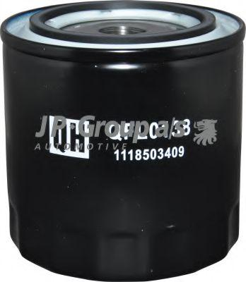 JP GROUP  1118503409 Ölfilter Ø: 95,5mm, Höhe: 88,5mm