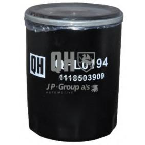 Ölfilter Ø: 76mm, Höhe: 95,5mm mit OEM-Nummer 000 393 8626