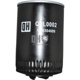 Ölfilter Ø: 93mm, Innendurchmesser 2: 63mm, Innendurchmesser 2: 72mm, Höhe: 150mm mit OEM-Nummer 068115561F
