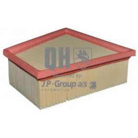 Air Filter Length: 213mm, Width: 220mm, Height: 58mm, Length: 213mm with OEM Number 6Y0129620