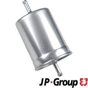 JP GROUP Kraftstofffilter 1118700600 für AUDI A6 (4B2, C5) 2.4 ab Baujahr 07.1998, 136 PS