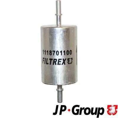 JP GROUP  1118701100 Kraftstofffilter Höhe: 163mm