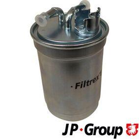 JP GROUP  1118703400 Kraftstofffilter Höhe: 149mm