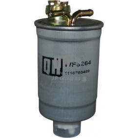 Kraftstofffilter Höhe: 149mm mit OEM-Nummer 1 120 224