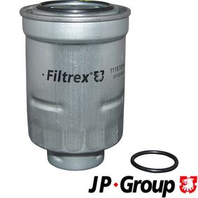 Fuel filter Height: 140mm with OEM Number 23390-YZZAB