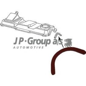 JP GROUP Dichtung, Zylinderkopfhaube 1119250100 für AUDI 100 (44, 44Q, C3) 1.8 ab Baujahr 02.1986, 88 PS
