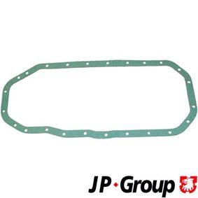 JP GROUP Dichtung, Ölsumpf 1119400600 für AUDI COUPE (89, 8B) 2.3 quattro ab Baujahr 05.1990, 134 PS