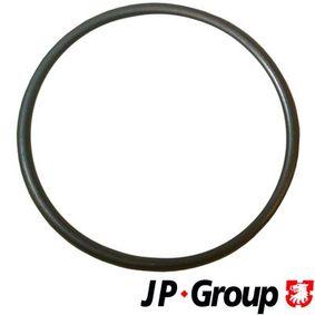 JP GROUP Dichtung, Kühlmittelflansch 1119606400 für AUDI A4 (8D2, B5) 1.9 TDI ab Baujahr 03.2000, 116 PS
