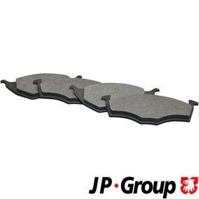JP GROUP Katalysator 1120302001 für AUDI 100 (44, 44Q, C3) 1.8 ab Baujahr 02.1986, 88 PS