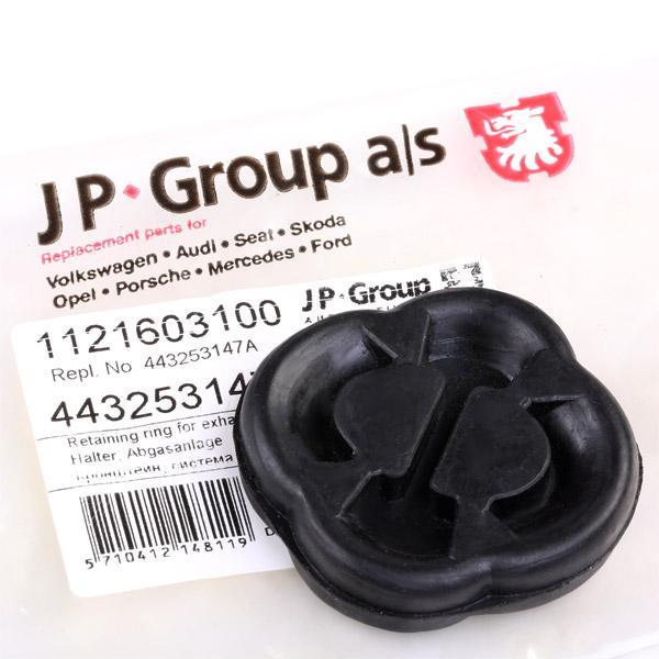 Halter, Abgasanlage 1121603100 JP GROUP 1121603100 in Original Qualität