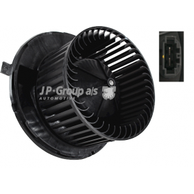 Interior Blower with OEM Number 1K1819015C