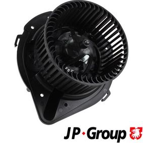 JP GROUP Innenraumgebläse 1126101700 für AUDI 80 (8C, B4) 2.8 quattro ab Baujahr 09.1991, 174 PS