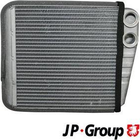 Топлообменник, отопление на вътрешното пространство 1126300200 Golf 5 (1K1) 1.9 TDI Г.П. 2004