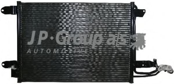JP GROUP  1127200100 Kondensator, Klimaanlage