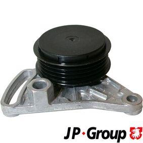 Spannrolle, Keilrippenriemen VW PASSAT Variant (3B6) 1.9 TDI 130 PS ab 11.2000 JP GROUP Spannrolle, Keilrippenriemen (1128000300) für