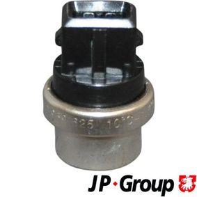 Kühlmitteltemperatursensor VW PASSAT Variant (3B6) 1.9 TDI 130 PS ab 11.2000 JP GROUP Kühlmitteltemperatur-Sensor (1128000900) für