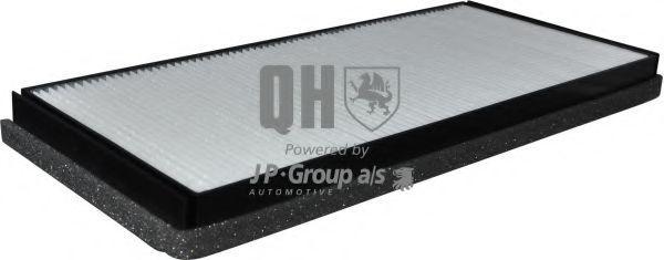 JP GROUP  1128100309 Filter, Innenraumluft Länge: 374mm, Breite: 167mm, Höhe: 28mm