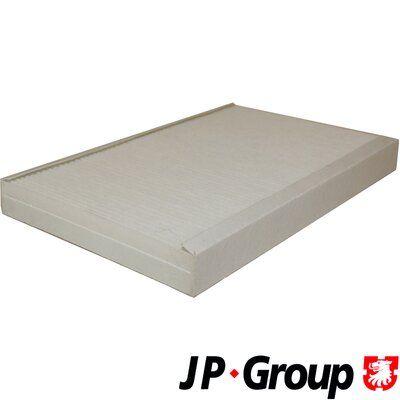 JP GROUP  1128100700 Filter, Innenraumluft Länge: 310mm, Breite: 193mm, Höhe: 31mm
