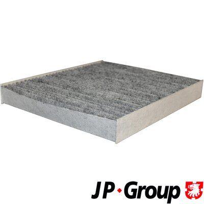JP GROUP  1128102100 Filter, Innenraumluft Länge: 246mm, Breite: 216mm, Höhe: 30mm