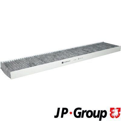 JP GROUP  1128102700 Filter, Innenraumluft Länge: 536mm, Breite: 111mm, Höhe: 30mm