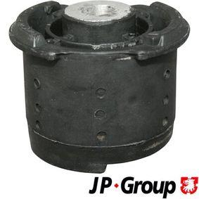 JP GROUP Kupplungssatz 1130407310 für AUDI A4 (8E2, B6) 1.9 TDI ab Baujahr 11.2000, 130 PS