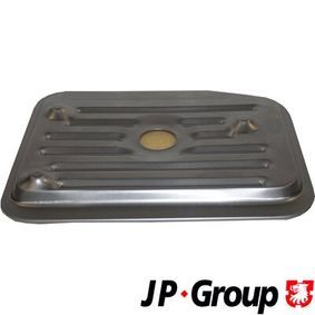 JP GROUP Hydraulikfilter, Automatikgetriebe 1131900400 für AUDI A4 Cabriolet (8H7, B6, 8HE, B7) 3.2 FSI ab Baujahr 01.2006, 255 PS