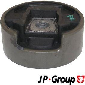 JP GROUP Lagerung, Schaltgetriebe 1132405600 für AUDI A3 (8P1) 1.9 TDI ab Baujahr 05.2003, 105 PS