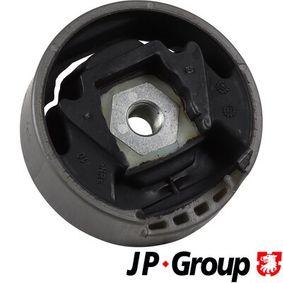 JP GROUP Lagerung, Automatikgetriebe 1132406300 für AUDI A3 (8P1) 1.9 TDI ab Baujahr 05.2003, 105 PS