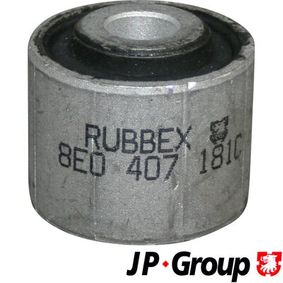 JP GROUP Lagerung, Lenker 1140203900 für AUDI A4 (8E2, B6) 1.9 TDI ab Baujahr 11.2000, 130 PS
