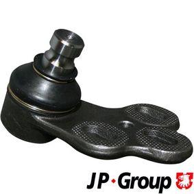 JP GROUP Trag-/Führungsgelenk 1140302270 für AUDI 80 Avant (8C, B4) 2.0 E 16V ab Baujahr 02.1993, 140 PS