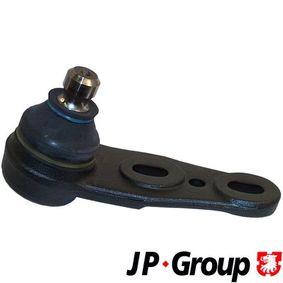 JP GROUP Trag-/Führungsgelenk 1140302370 für AUDI 80 (81, 85, B2) 1.8 GTE quattro (85Q) ab Baujahr 03.1985, 110 PS