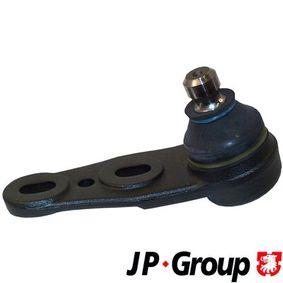 JP GROUP Trag-/Führungsgelenk 1140302380 für AUDI 80 (81, 85, B2) 1.8 GTE quattro (85Q) ab Baujahr 03.1985, 110 PS