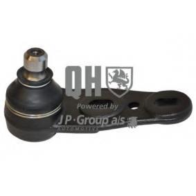 JP GROUP Trag-/Führungsgelenk 1140302389 für AUDI 80 (81, 85, B2) 1.8 GTE quattro (85Q) ab Baujahr 03.1985, 110 PS